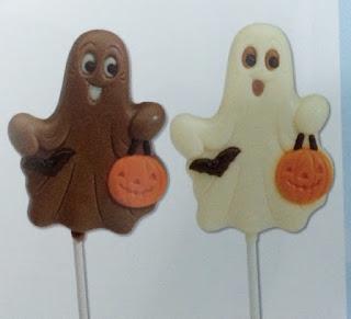 Ascaso Halloween Piruletas