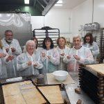 La Asociación Celíaca Aragonesa visita el obrador de Ascaso