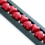 Cuatro propuestas «dulcívoras» de Ascaso para San Valentín