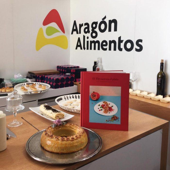 Ascaso, entre los «secretos» gastronómicos de Aragón en Madrid Fusión