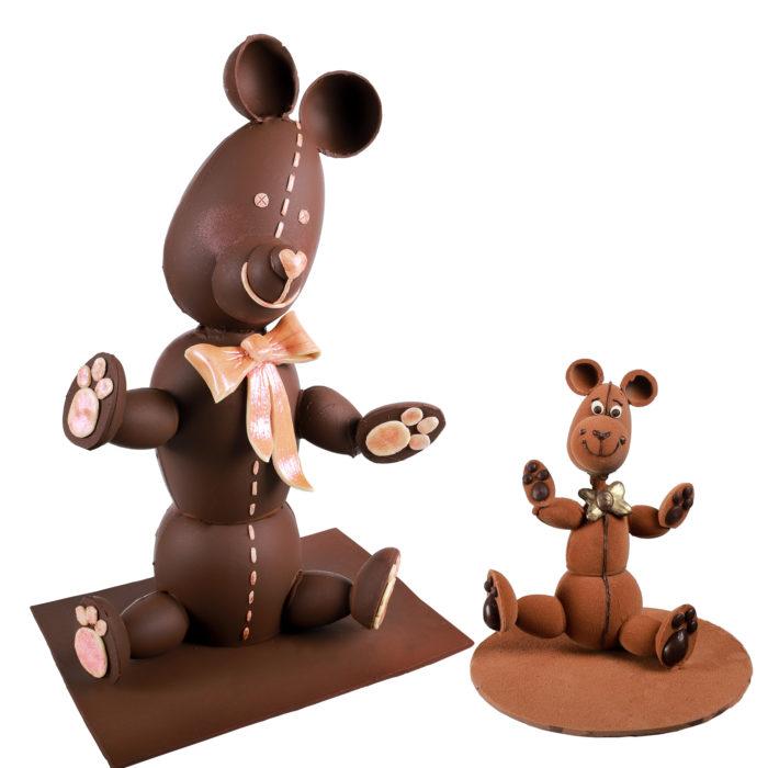 Las monas de Pascua de Pastelería Ascaso: piezas únicas de  chocolate artesanales y naturales