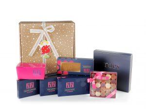 Caja Navidad regalo Ascaso