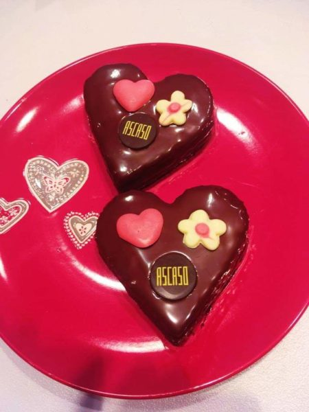 Sacher San Valentín Ascaso
