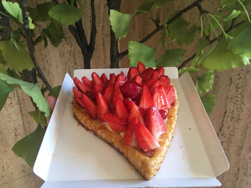 Tarta San Valentín Ascaso