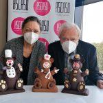 Pastelería Ascaso homenajea a los servicios esenciales en su colección de monas de Pascua 2021