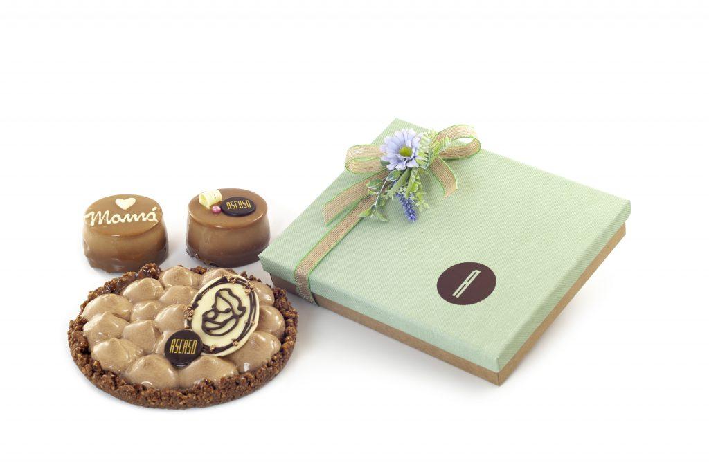 Tarta y Pasteles Día de la Madre Ascaso