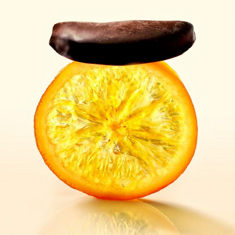 gajos de naranja - ascaso